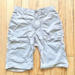EXOFFICIO Insect Repellent Outdoor Shorts SZ 10
